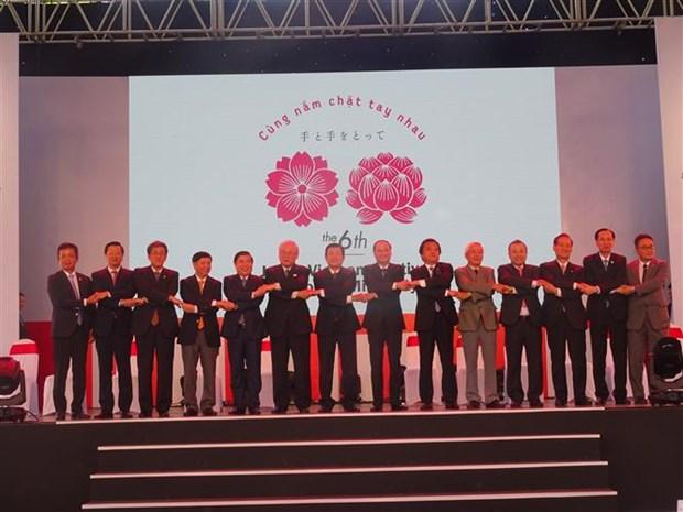 Sixth Vietnam-Japan Festival kicks off in HCM City hinh anh 1