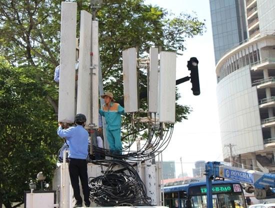 Telecom operators ask for bandwidth bidding hinh anh 1