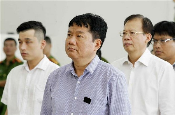 Ex-PetroVietnam Chairman Dinh La Thang faces more charge hinh anh 1