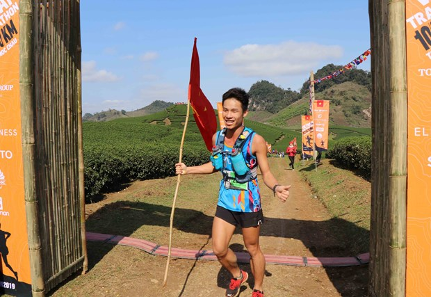 Vietnam Trail Marathon takes place in Son La hinh anh 1