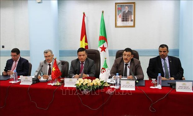 Algeria – Vietnam Friendship Parliamentarians' Group launched hinh anh 1