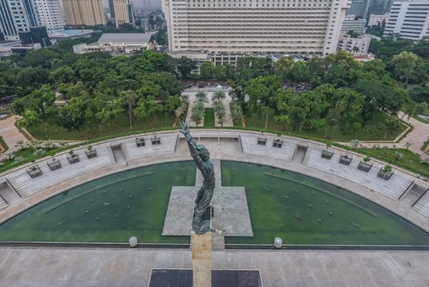 Indonesia makes plans to create eco-friendly cities hinh anh 1