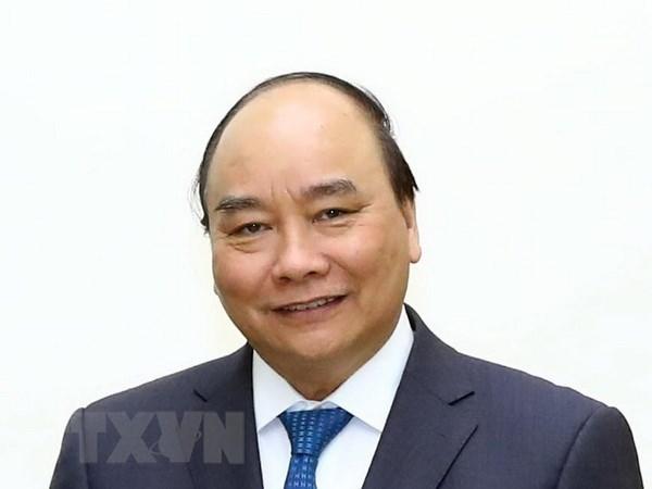 PM's presence at WEF Davos 2019 facilitates national development hinh anh 1