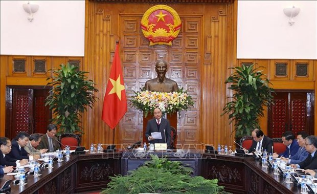 PM's working group lauded for reform acceleration hinh anh 1