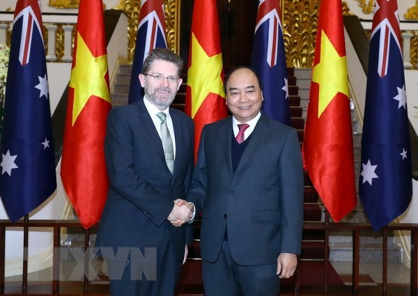 Vietnam-Australia relations now at best level ever: PM Phuc hinh anh 1