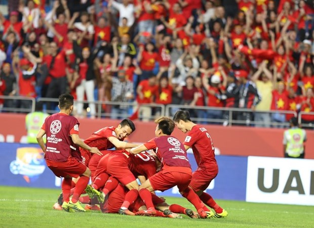Tours to UAE in high demand as Vietnam enters Asian Cup 2019 quarterfinals hinh anh 1