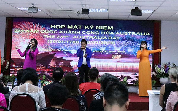 Australia Day celebrated in Ho Chi Minh City hinh anh 1