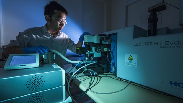 Vietnamese-led invention makes breakthrough in semiconductor sector hinh anh 1