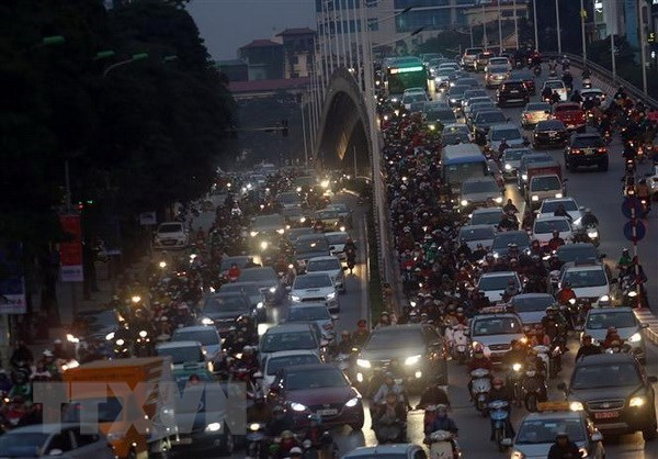 HCM City's smart traffic operation centre to open in February hinh anh 1