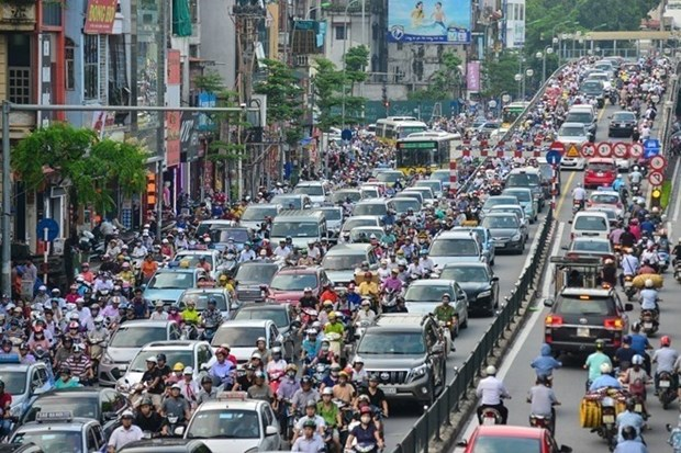 Hanoi, HCM City plan to ban motorcycles from central areas hinh anh 1