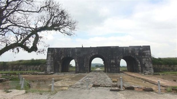 Artefacts discovered in UNESCO-recognised citadel hinh anh 1