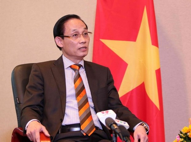Vietnam commits to promoting protection of human rights hinh anh 1