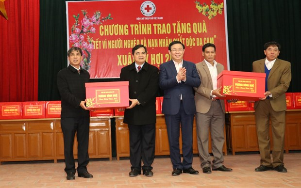 State support for disadvantaged people ahead of Tet hinh anh 1