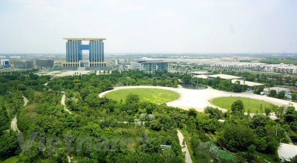 Businesses team up to help develop Binh Duong smart city hinh anh 1