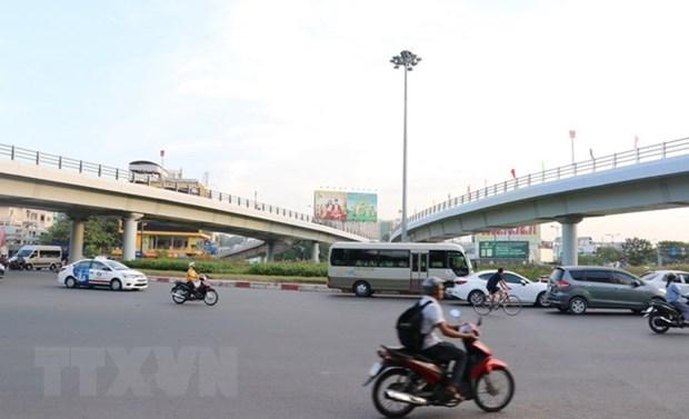 Ho Chi Minh City aims to tackle traffic jams hinh anh 1