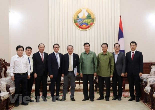 Laos pledges to facilitate Vietnamese firms' investment in agriculture hinh anh 1