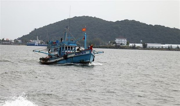 Nearly 55 bln VND for Quang Tri offshore fishing vessels hinh anh 1