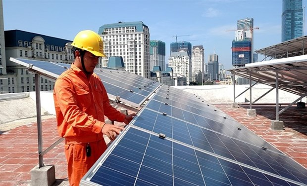 Renewable energy-led pathway vital for Vietnam hinh anh 1