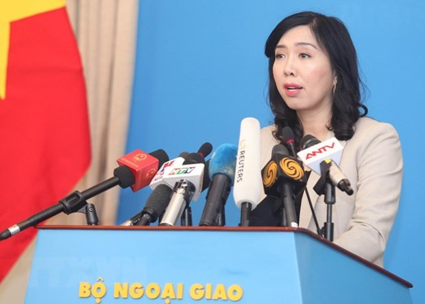 Efforts underway to complete procedures for official signing, ratification of EVFTA hinh anh 1