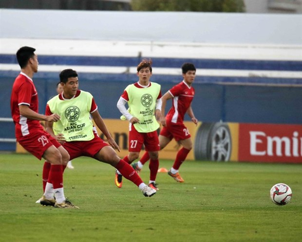 Vietnam aim to become giant-killing at Asian Cup hinh anh 1
