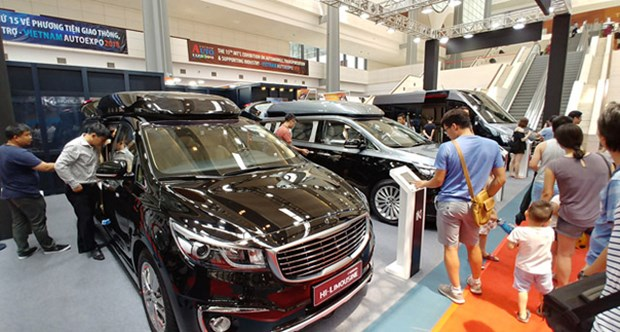Vietnam AutoExpo to return Hanoi in 16th edition hinh anh 1