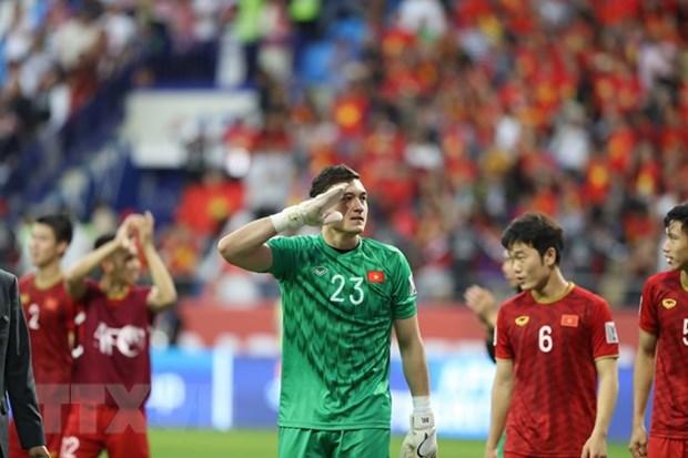 AFC Cup 2019: Vietnam-Japan match grasps international headlines hinh anh 1