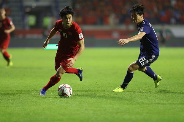 Leaving Asian tourney, Vietnam still can keep their heads high hinh anh 1