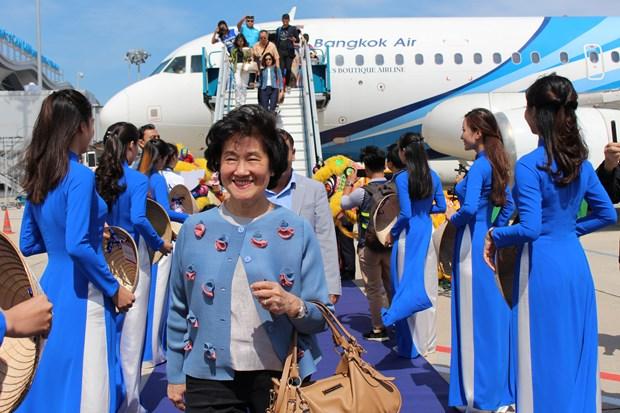 Bangkok Airways launches Bangkok-Cam Ranh direct route hinh anh 1