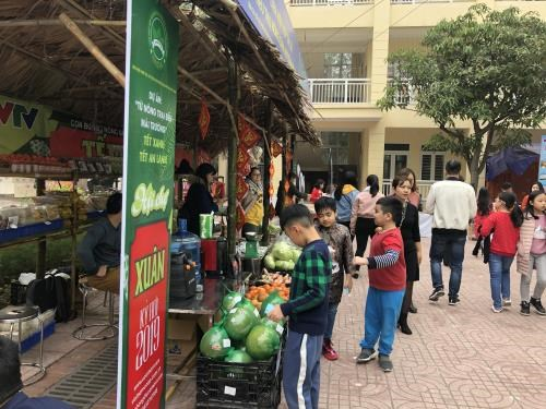 Project raises children's awareness of food safety hinh anh 1