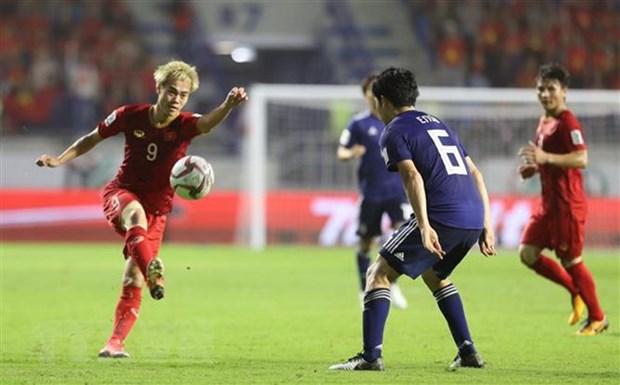 Int'l media hail Vietnam's efforts in AFC Asian Cup quarterfinals hinh anh 1