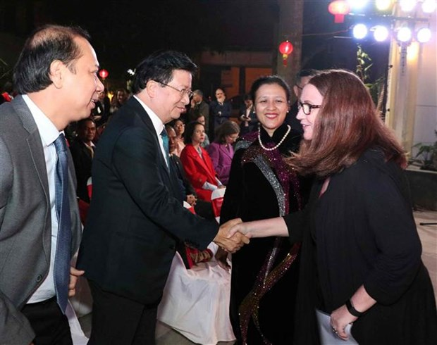People diplomacy, NGOs critical to Vietnam's foreign relations: Deputy PM hinh anh 1