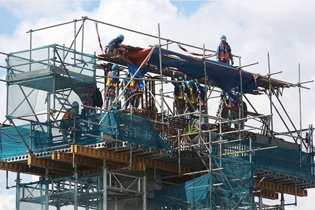 Philippine economy grows 6.2 pct in 2018 hinh anh 1