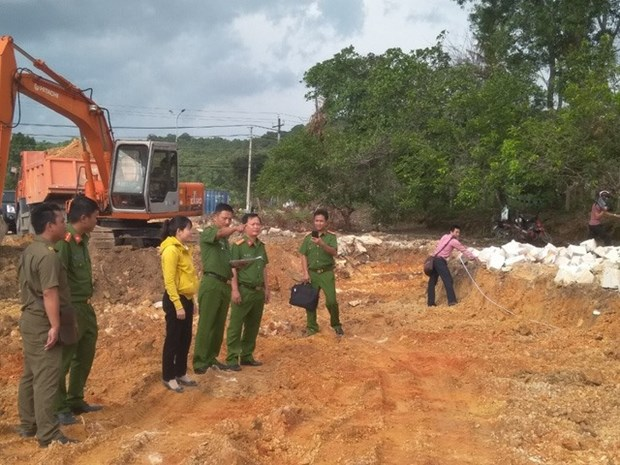 Phu Quoc cracks down on exploitation of natural resources hinh anh 1
