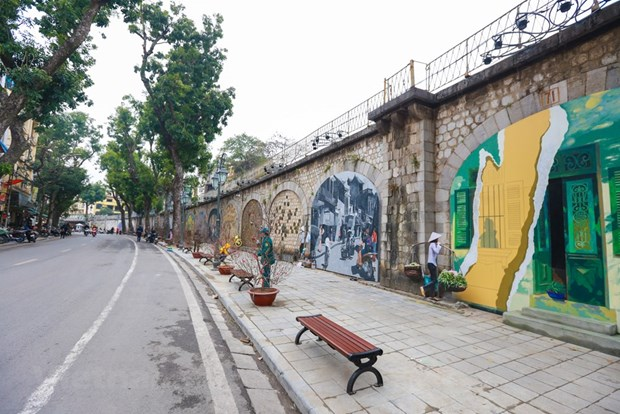 Visitors to experience vibrant Tet in Hanoi Old's Quarter hinh anh 1