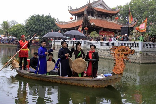 Bac Ninh: Festival to mark decade of Quan ho folk singing UNESCO recognition hinh anh 1