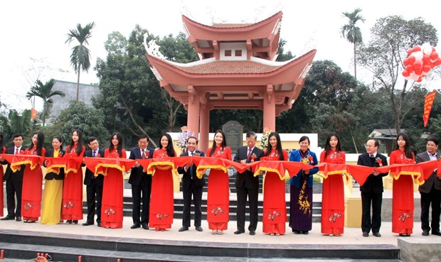 Tuyen Quang province upgrades relic site of first Party cell hinh anh 1