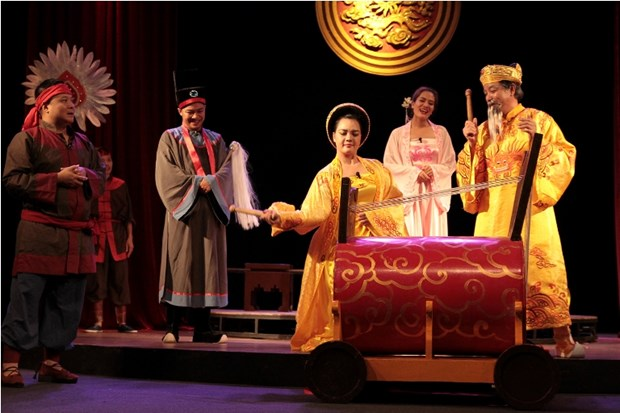Three key theatre festivals to take place in 2019 hinh anh 1