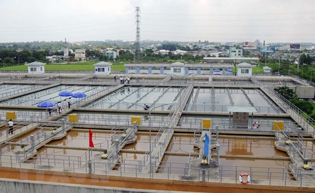HCM City uses hi-technologies in water supply system hinh anh 1