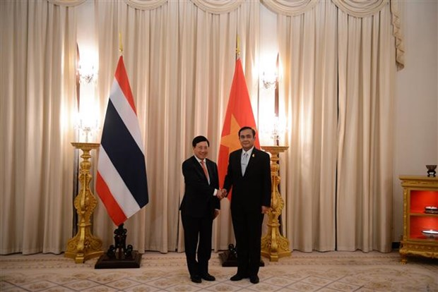 Vietnam, Thailand seek to expand all-round ties hinh anh 3