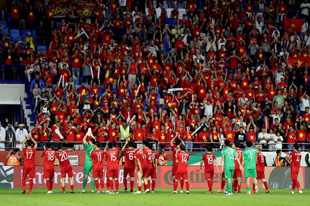 Vietnam show remarkable progress at Asian Cup 2019 hinh anh 1
