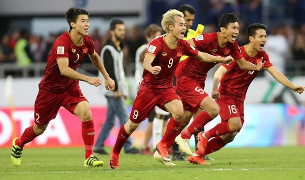 Vietnam show remarkable progress at Asian Cup 2019 hinh anh 2