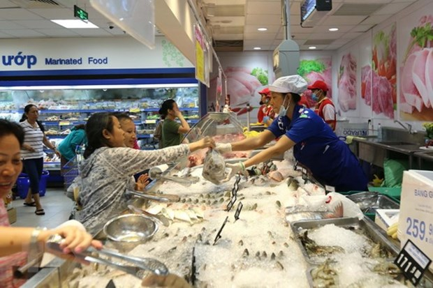 Hanoi's CPI increases 0.22 percent before Tet hinh anh 1