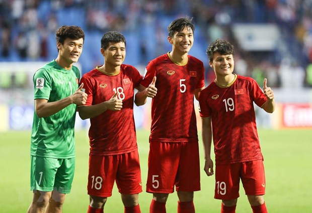 Two Vietnamese players named in Asian Cup's best U-21 hinh anh 1