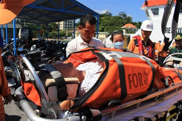 US cruise tourist gets timely hospitalisation hinh anh 1