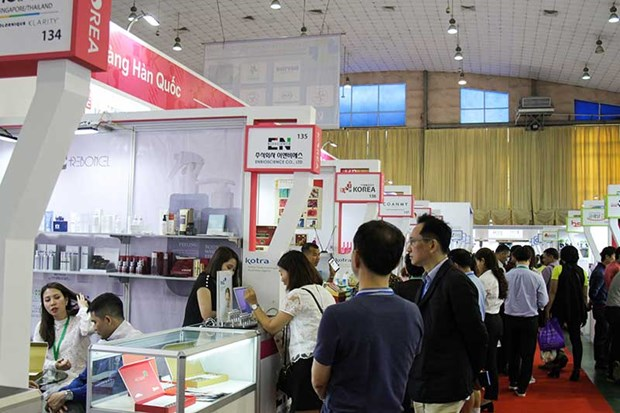 Vietnam Expo 2019 to gather businesses from 20 countries, territories hinh anh 1