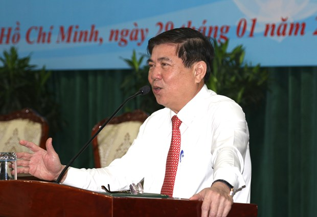 Public employees crucial to local development plans: HCM City official hinh anh 1