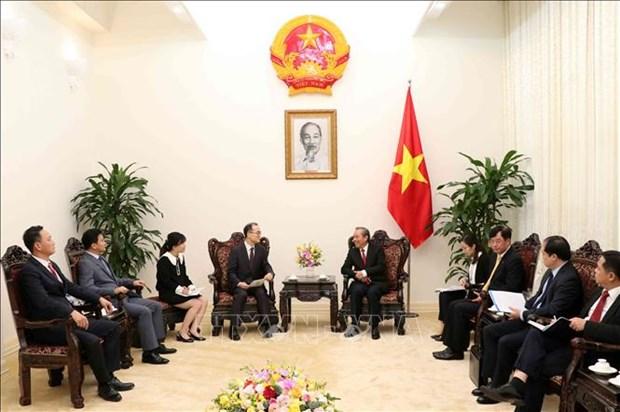 Deputy PM hosts RoK's Prosecutor General hinh anh 1