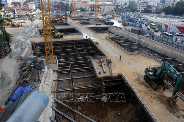 Ho Chi Minh City aims to finish metro in 2020 hinh anh 1