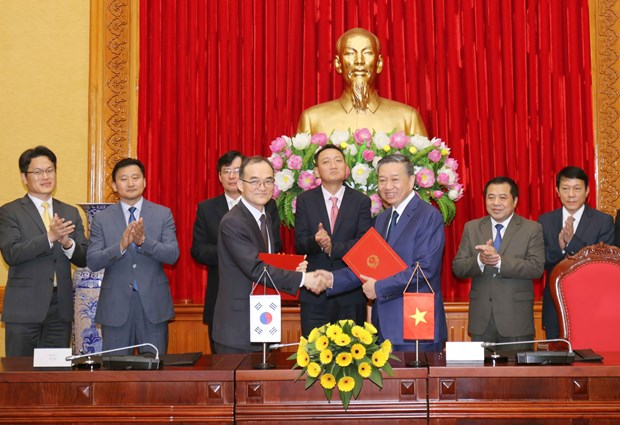 Vietnam, RoK enhance cooperation in cross-border crime prevention hinh anh 1