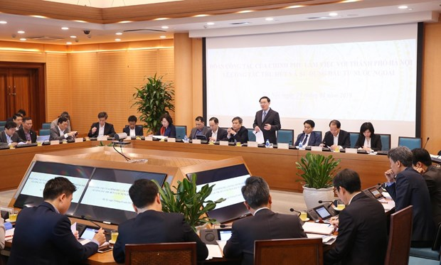 Hanoi needs to change mindset to draw FDI: Deputy PM hinh anh 1